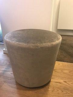 christine kr ncke hocker easy rund 45 buttmi. Black Bedroom Furniture Sets. Home Design Ideas